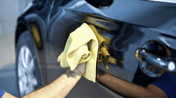 Что такое «сухая» мойка автомобиля?