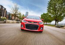 Chevrolet Aveo снимут с производства уже в этом году