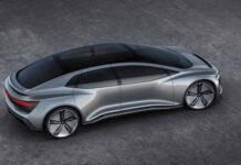 Флагманом Audi станет электрический A9 e-tron