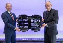 BMW устроила презентацию решетки радиатора электрокроссовера iNext
