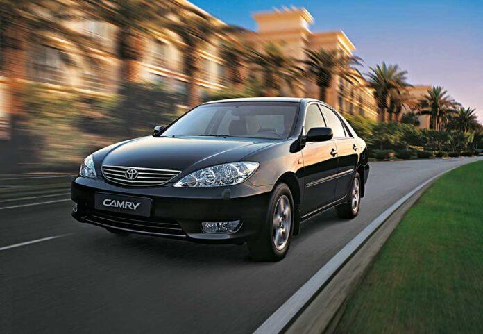 Toyota Camry (2001-2006)