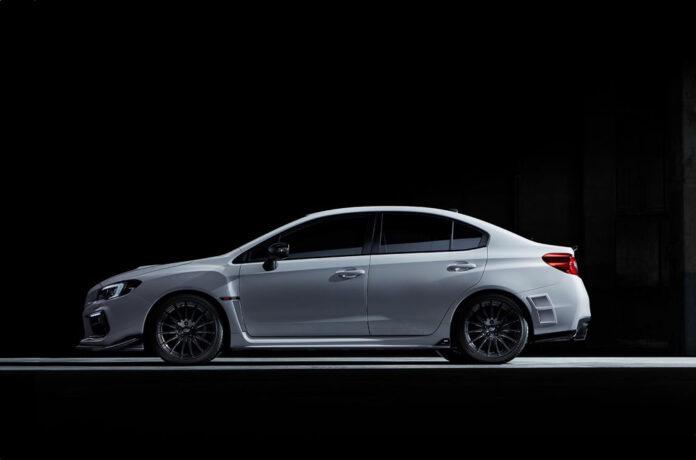 Subaru выпустила лимитированную версию WRX