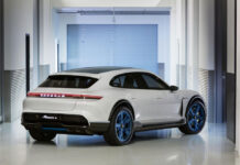 Премьера универсала Porsche Taycan Cross Turismo откладывается