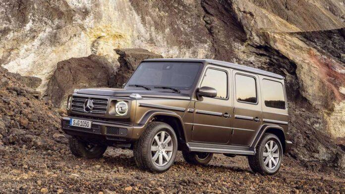 Mercedes-Benz выпустит «доступную» версию G-класса