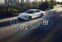 Обновленный Porsche Taycan стал еще быстрее