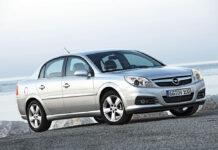Opel Vectra 2002-2008