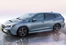 Subaru представила новое поколение универсала Levorg