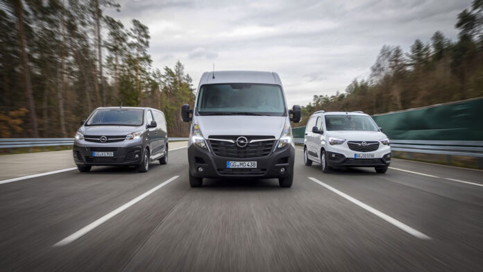 Opel представит новые коммерческие автомобили на АГРО-2020