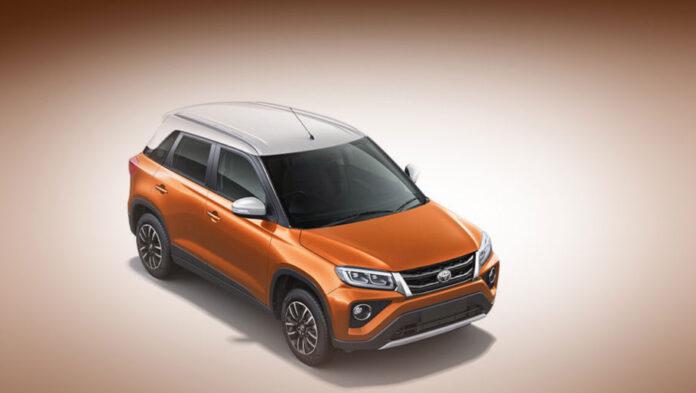 Toyota представила кроссовер на базе Suzuki