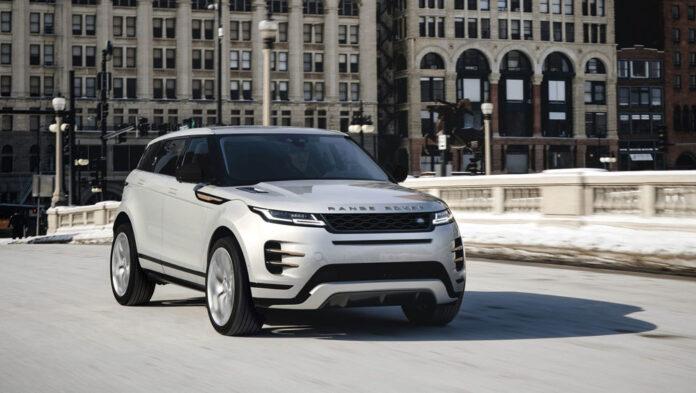 Range Rover Evoque получил новые моторы