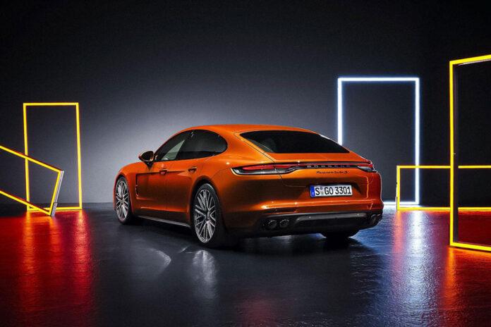 Гибридный Porsche Panamera получит рекордную мощность