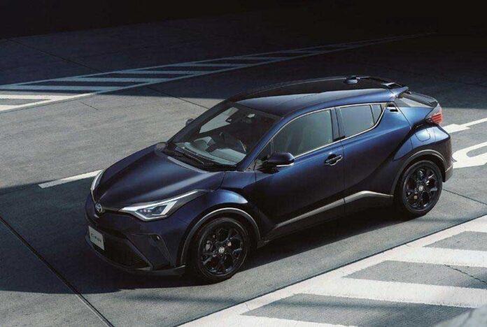 Обновленная Toyota C-HR стала чуть безопаснее