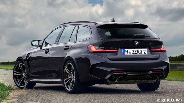 BMW M3 может стать универсалом