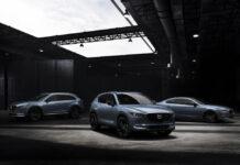 Mazda выпустит «карбоновые» версии трех моделей