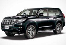 Дизельный Toyota Land Cruiser Prado прибавил в мощности