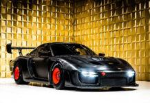 Уникальный карбоновый Porsche оценили в 47 миллионов гривен