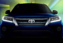 Toyota показала фото кроссовера Urban Cruiser