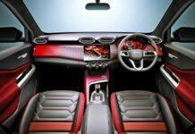 Nissan показал интерьер своего самого доступного кроссовера