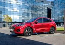Ford останавливает продажи гибридного Kuga из-за риска возгорания