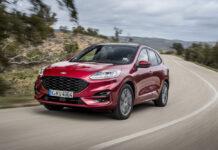 Ford привез в Украину сразу две новые модели