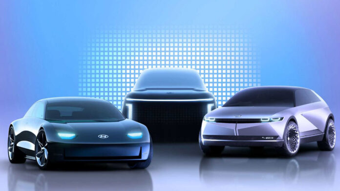 Hyundai будет выпускать электромобили под отдельным брендом