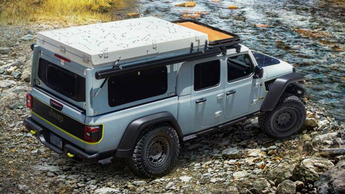 Jeep подготовил прототип сурового внедорожника Gladiator Farout