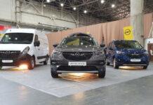 Opel презентует обновленную коммерческую линейку на выставке COMAUTOTRANS