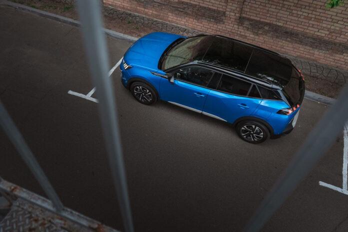 Peugeot впервые в истории попал в ТОП-3 украинского рынка