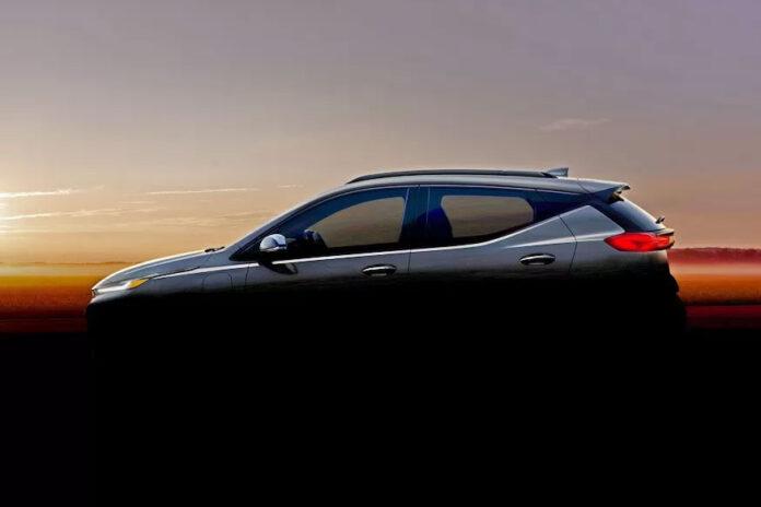Chevrolet показал обновленный Bolt и новый электрокроссовер