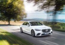 Новый Mercedes-Benz S-Class уже доступен для заказа в Украине