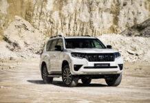 Toyota обновила Land Cruiser Prado