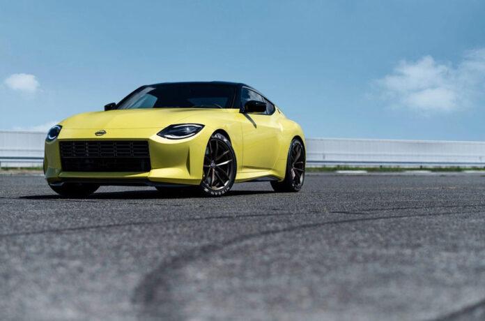 Nissan представил спорткар Z Proto