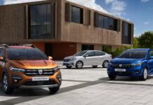 Renault раскрыла внешность новых Logan и Sandero