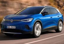 Volkswagen представил серийный электро кроссовер ID.4
