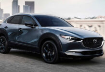 Mazda CX-30 получила 2,5-литровый турбомотор