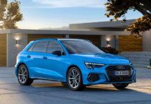 В семействе Audi A3 появился подзаряжаемый гибрид