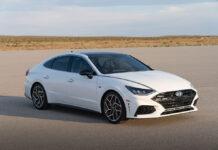 Hyundai раскрыл подробности Sonata N Line