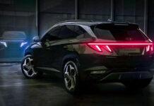 Hyundai раскрыл характеристики нового Tucson