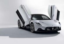 Maserati показала новый суперкар