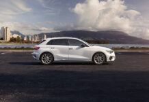 Audi представила хэтчбек A3 на газе