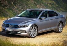 За разработку Volkswagen Passat B9 будет отвечать Skoda