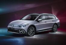 Volkswagen представил новое поколение Golf Variant и Alltrack