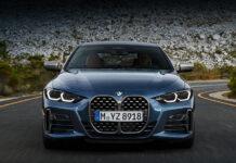 Появились первые изображения кабриолета BMW четвертой серии