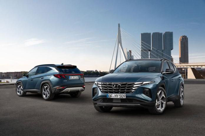 Hyundai представил новое поколение Tucson