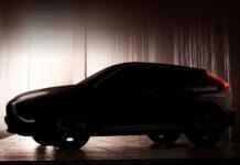 Обновленный Mitsubishi Eclipse Cross станет гибридом