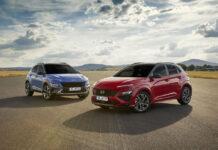Кроссовер Hyundai Kona преобразился после рестайлинга