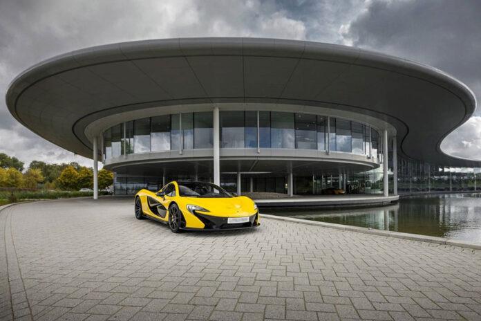 McLaren продаст свою штраб-квартиру, но переезжать не собирается