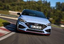 Обновленному Hyundai i30 N добавили мощности