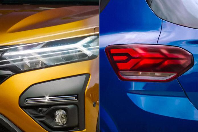 Renault показала оптику нового Sandero