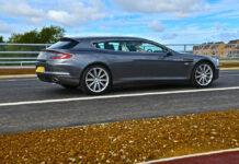 За уникальный универсал Aston Martin просят миллион долларов